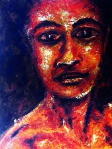 Acrylic face