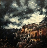 """Canvas 6, """"A Storm is Coming"""""""