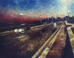 "Canvas 19, ""Roman Twilight"""