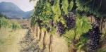 """Canvas 21, """"Summer Vineyard"""""""