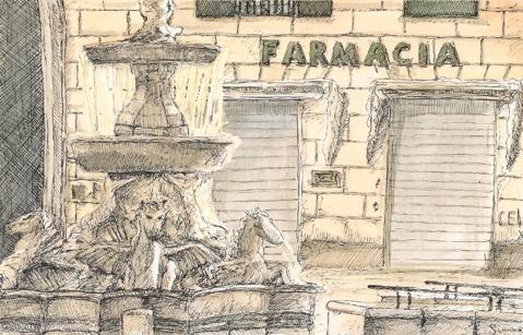 Piazza Roma, Ancona
