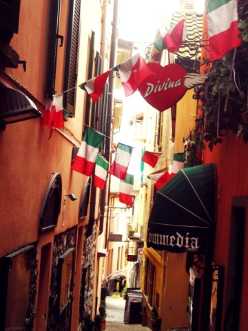 ItaliaLombardiaLagodiComoBellaggioAlley