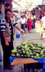 IstanbulWatermelonCart