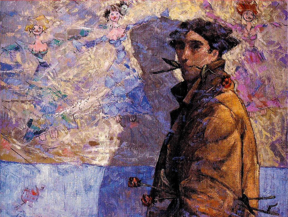 Pintura: Giampaolo Talani