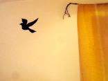 ChalkboardFlyingBird