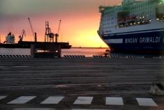 AnconaPortSunset