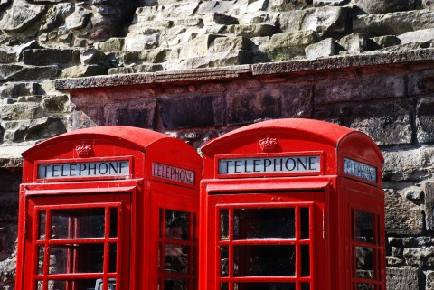 EdinburghCastletelephones
