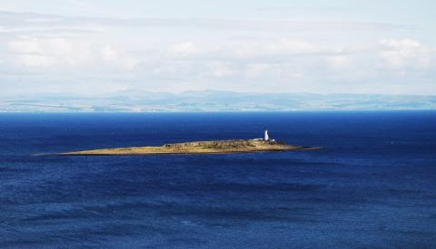 IsleOfArranLighthouseIsland