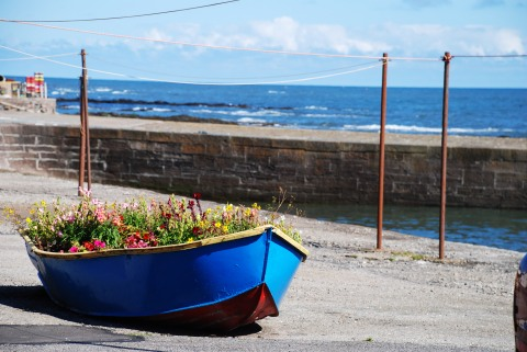 StonehavenFlowerBoat