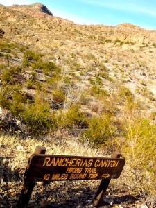 RancheriasCanyonSign