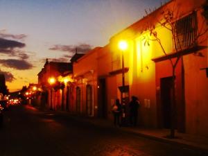 OaxacaAtNight